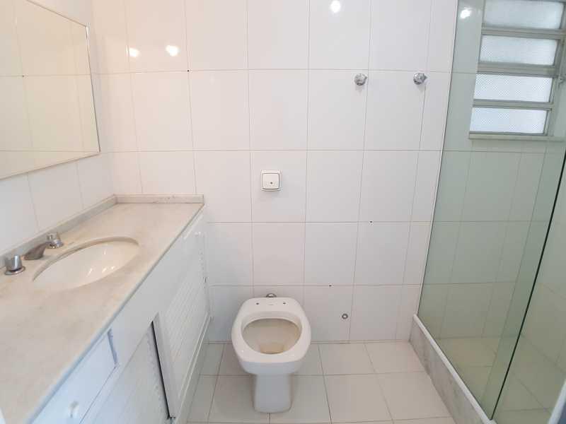 7 - BANHEIRO SOCIAL. - Apartamento Vila Isabel, Rio de Janeiro, RJ À Venda, 3 Quartos, 89m² - MEAP30301 - 8