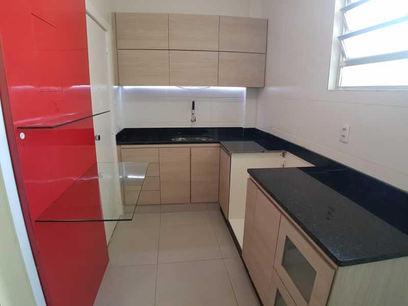 12 - COZINHA PLANEJADA. - Apartamento Vila Isabel, Rio de Janeiro, RJ À Venda, 3 Quartos, 89m² - MEAP30301 - 13