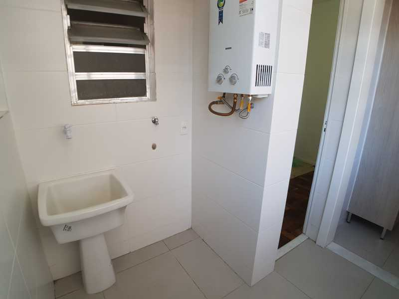 14 - ÁREA DE SERVIÇO. - Apartamento Vila Isabel, Rio de Janeiro, RJ À Venda, 3 Quartos, 89m² - MEAP30301 - 15