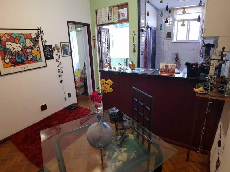 1 - SALA. - Apartamento Santa Teresa,Rio de Janeiro,RJ À Venda,1 Quarto,35m² - MEAP10137 - 1