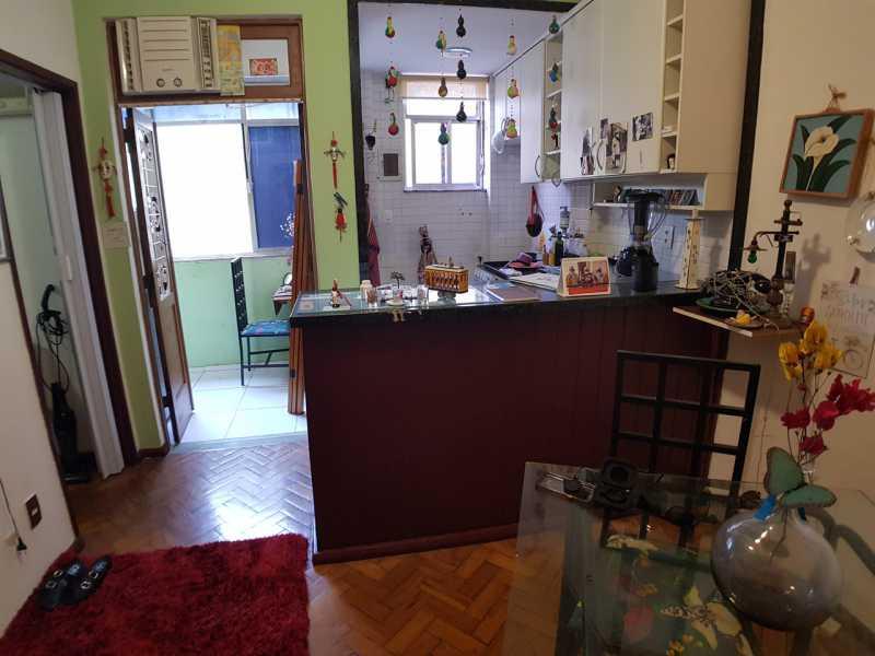 2 - SALA. - Apartamento Santa Teresa,Rio de Janeiro,RJ À Venda,1 Quarto,35m² - MEAP10137 - 3