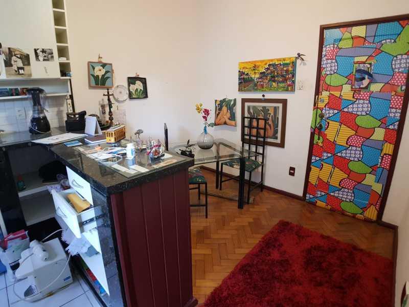 3 - SALA. - Apartamento Santa Teresa,Rio de Janeiro,RJ À Venda,1 Quarto,35m² - MEAP10137 - 4