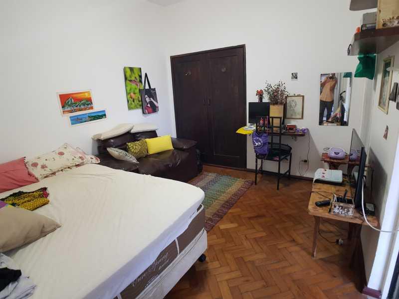 4 - QUARTO. - Apartamento Santa Teresa,Rio de Janeiro,RJ À Venda,1 Quarto,35m² - MEAP10137 - 5