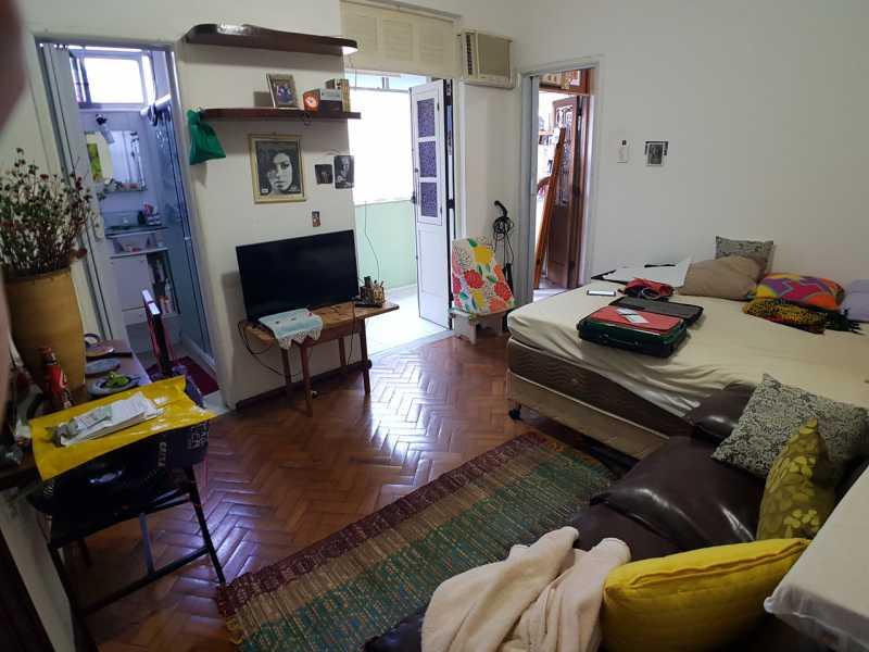 5 - QUARTO. - Apartamento Santa Teresa,Rio de Janeiro,RJ À Venda,1 Quarto,35m² - MEAP10137 - 6