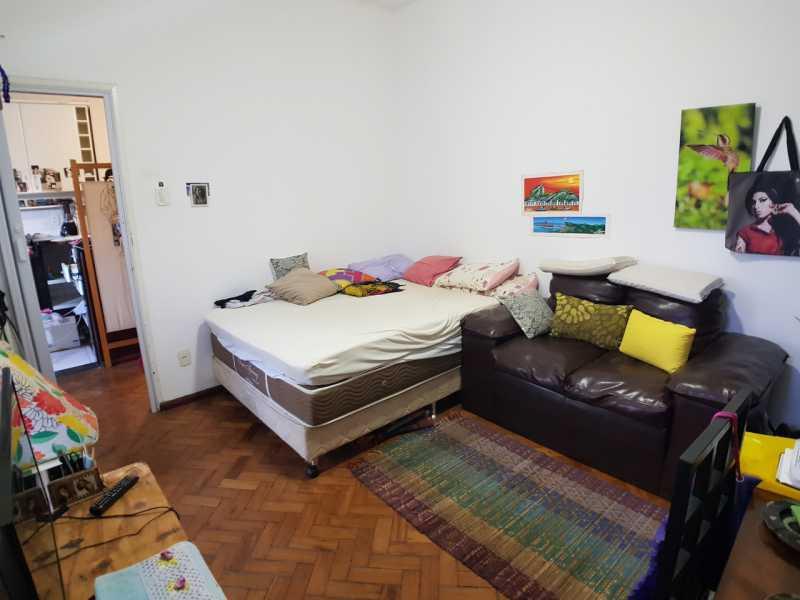 6 - QUARTO. - Apartamento Santa Teresa,Rio de Janeiro,RJ À Venda,1 Quarto,35m² - MEAP10137 - 7