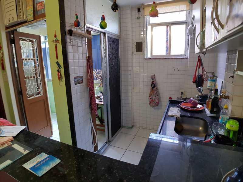 7 - COZINHA. - Apartamento Santa Teresa,Rio de Janeiro,RJ À Venda,1 Quarto,35m² - MEAP10137 - 10