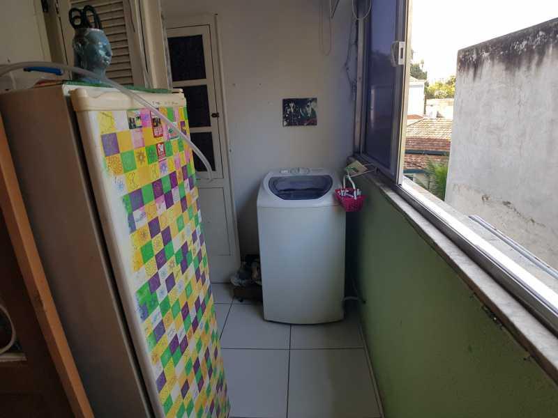 10 - ÁREA DE SERVIÇO. - Apartamento Santa Teresa,Rio de Janeiro,RJ À Venda,1 Quarto,35m² - MEAP10137 - 13