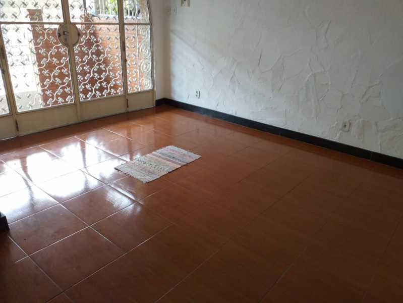 2 - SALA. - Casa de Vila Para Alugar - Méier - Rio de Janeiro - RJ - MECV30047 - 3