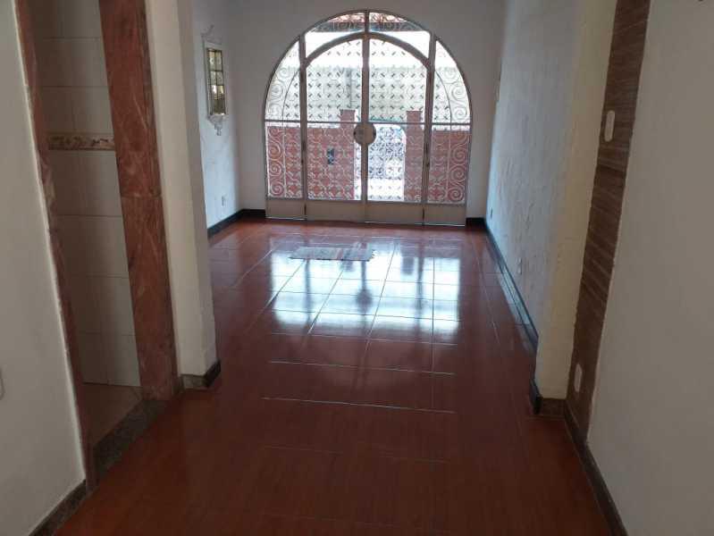 3 - SALA. - Casa de Vila Para Alugar - Méier - Rio de Janeiro - RJ - MECV30047 - 4