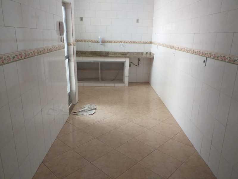 5 - COZINHA. - Casa de Vila Para Alugar - Méier - Rio de Janeiro - RJ - MECV30047 - 6