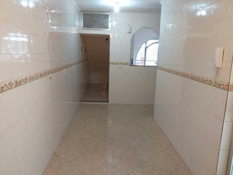 6 - COZINHA. - Casa de Vila Para Alugar - Méier - Rio de Janeiro - RJ - MECV30047 - 7