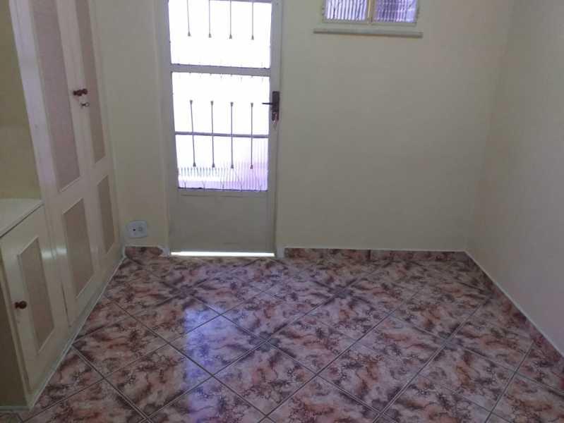 11 - QUARTO 2. - Casa de Vila Para Alugar - Méier - Rio de Janeiro - RJ - MECV30047 - 12