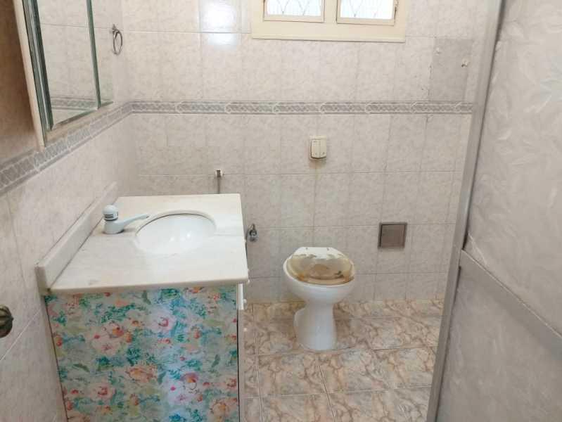 14 - BANHEIRO SOCIAL. - Casa de Vila Para Alugar - Méier - Rio de Janeiro - RJ - MECV30047 - 15
