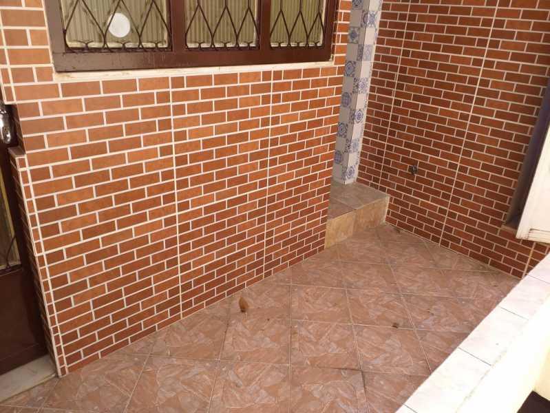15 - QUARTO 3 EXTERNO. - Casa de Vila Para Alugar - Méier - Rio de Janeiro - RJ - MECV30047 - 16