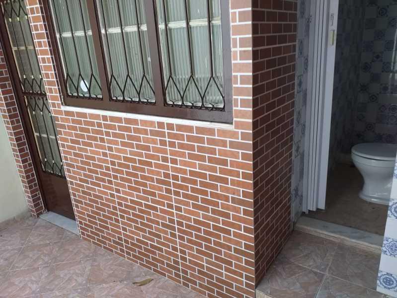 17 - QUARTO 3 EXTERNO. - Casa de Vila Para Alugar - Méier - Rio de Janeiro - RJ - MECV30047 - 18