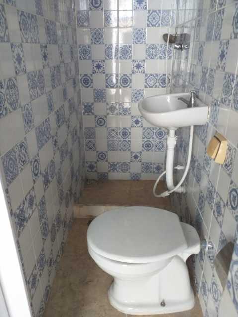 18 - BANHEIRO QUARTO 3 EXTERNO - Casa de Vila Para Alugar - Méier - Rio de Janeiro - RJ - MECV30047 - 19