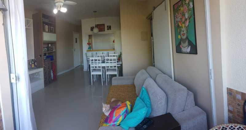 A 4 - Apartamento 2 quartos à venda Pechincha, Rio de Janeiro - R$ 213.000 - FRAP21375 - 4