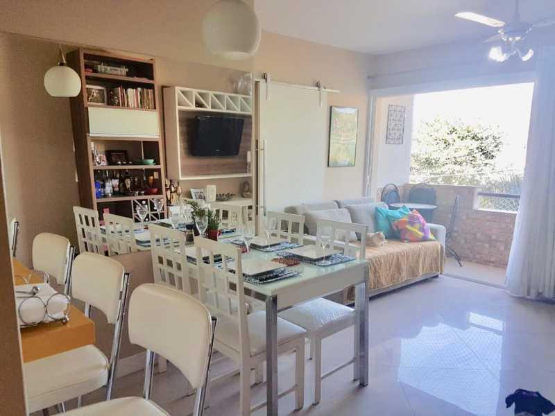 A 5 - Apartamento 2 quartos à venda Pechincha, Rio de Janeiro - R$ 213.000 - FRAP21375 - 5