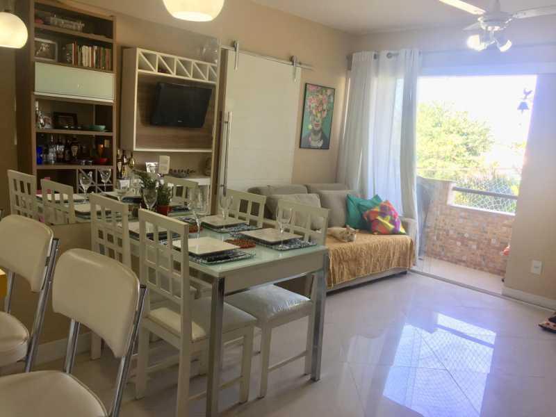 A 6 - Apartamento 2 quartos à venda Pechincha, Rio de Janeiro - R$ 213.000 - FRAP21375 - 1