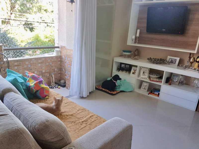 A 7 - Apartamento 2 quartos à venda Pechincha, Rio de Janeiro - R$ 213.000 - FRAP21375 - 3