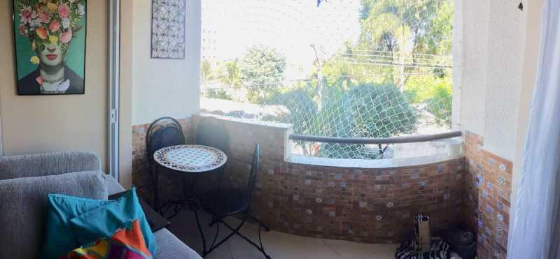 A 9 - Apartamento 2 quartos à venda Pechincha, Rio de Janeiro - R$ 213.000 - FRAP21375 - 24