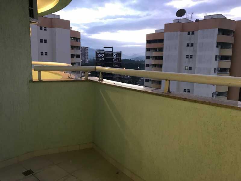 02 - Apartamento À Venda - Jacarepaguá - Rio de Janeiro - RJ - FRAP21378 - 3