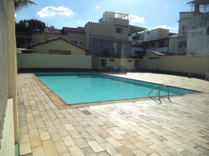 DSC04773 - Apartamento 3 quartos à venda Taquara, Rio de Janeiro - R$ 169.000 - FRAP30561 - 22