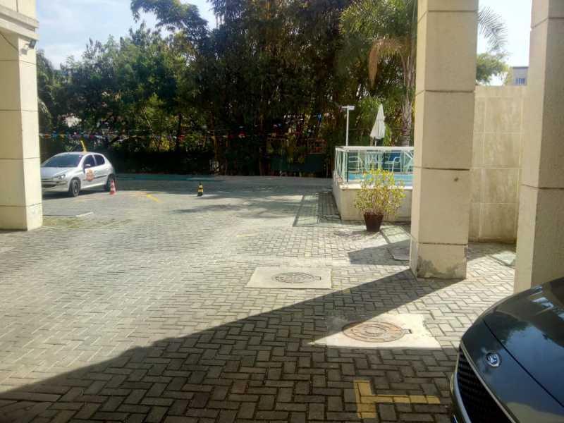 estacionamento - Cobertura Pechincha,Rio de Janeiro,RJ À Venda,3 Quartos,103m² - FRCO30153 - 24
