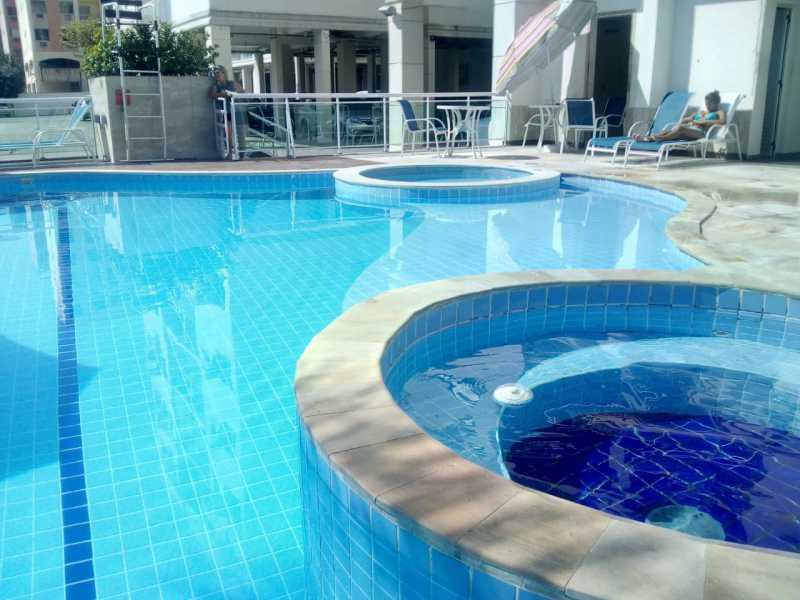 pisc - Cobertura Pechincha,Rio de Janeiro,RJ À Venda,3 Quartos,103m² - FRCO30153 - 21