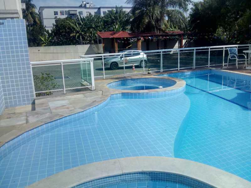 piscina - Cobertura Pechincha,Rio de Janeiro,RJ À Venda,3 Quartos,103m² - FRCO30153 - 20