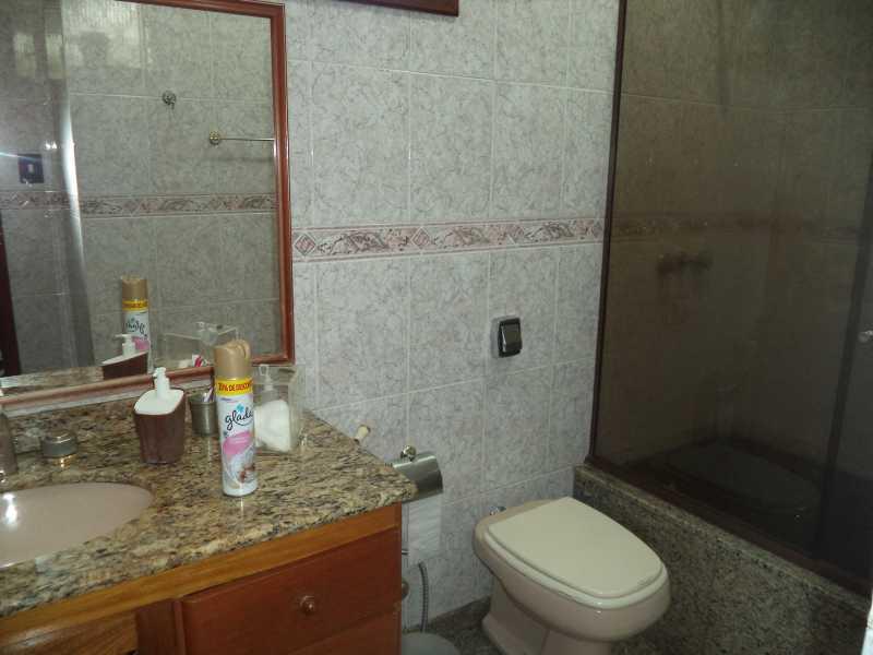 09 - Casa em Condomínio 3 quartos à venda Taquara, Rio de Janeiro - R$ 880.000 - FRCN30152 - 10