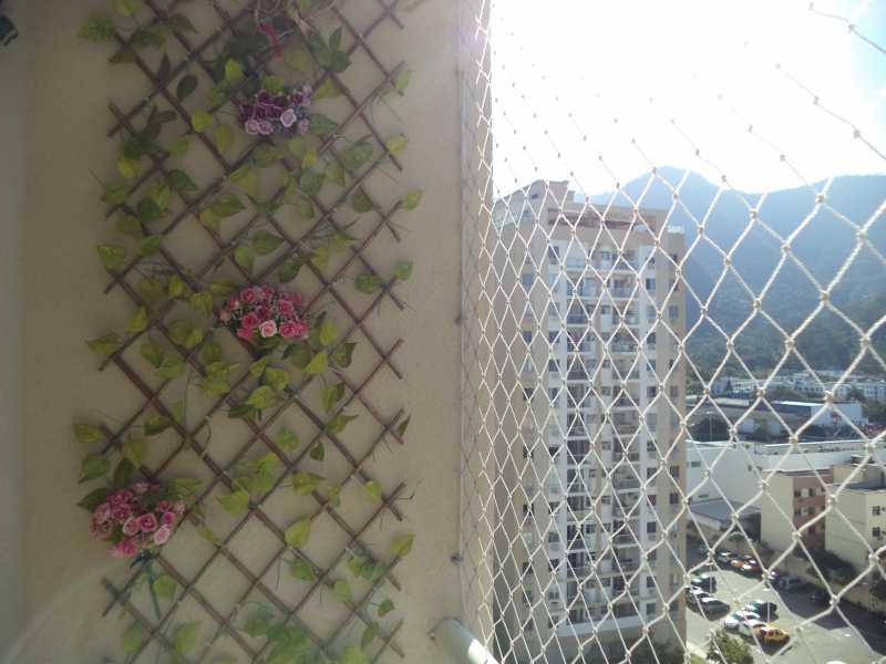 DSC04944 - Apartamento À Venda - Camorim - Rio de Janeiro - RJ - FRAP21386 - 5