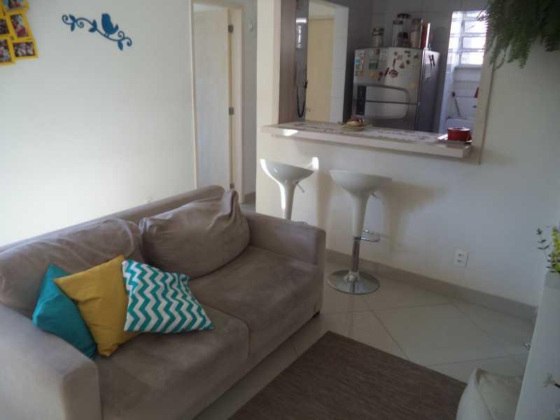 DSC04990 - Apartamento À Venda - Pechincha - Rio de Janeiro - RJ - FRAP21387 - 3