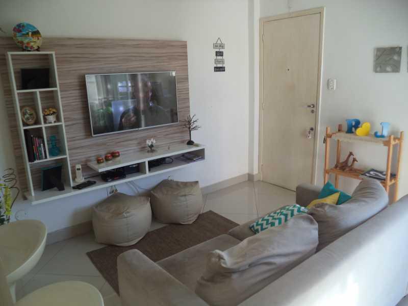 DSC04992 - Apartamento À Venda - Pechincha - Rio de Janeiro - RJ - FRAP21387 - 1