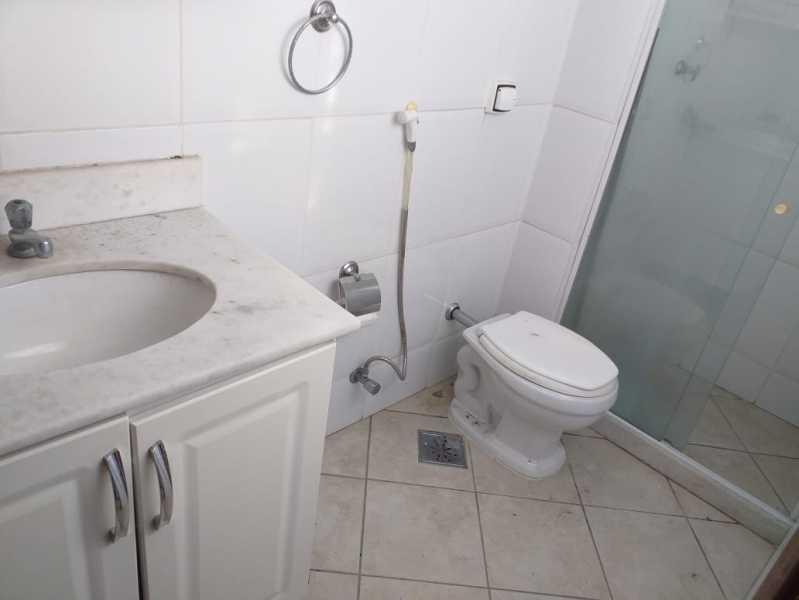 9 - BANHEIRO SUÍTE. - Apartamento Vila Isabel, Rio de Janeiro, RJ À Venda, 2 Quartos, 76m² - MEAP20930 - 10