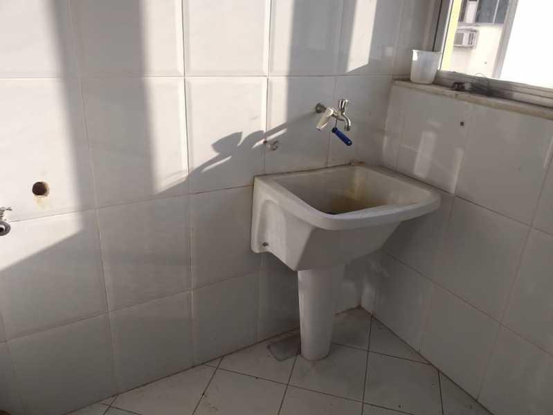 17 - ÁREA DE SERVIÇO. - Apartamento Vila Isabel, Rio de Janeiro, RJ À Venda, 2 Quartos, 76m² - MEAP20930 - 18