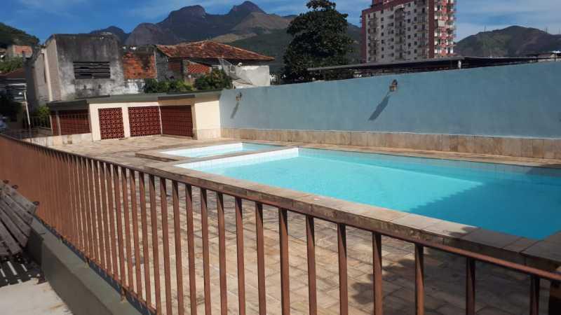 15 - Piscina. - Apartamento Engenho Novo,Rio de Janeiro,RJ À Venda,2 Quartos,63m² - MEAP20931 - 16