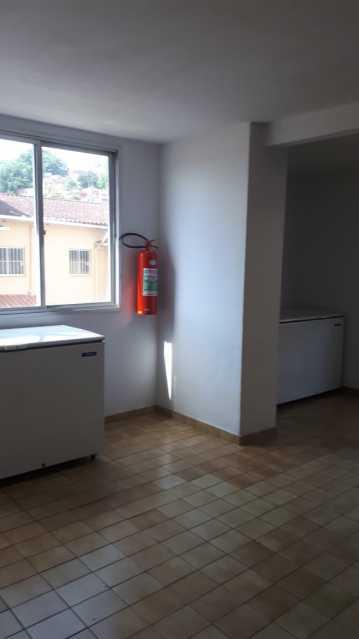 17 - SALÃO DE FESTAS. - Apartamento Engenho Novo,Rio de Janeiro,RJ À Venda,2 Quartos,63m² - MEAP20931 - 18