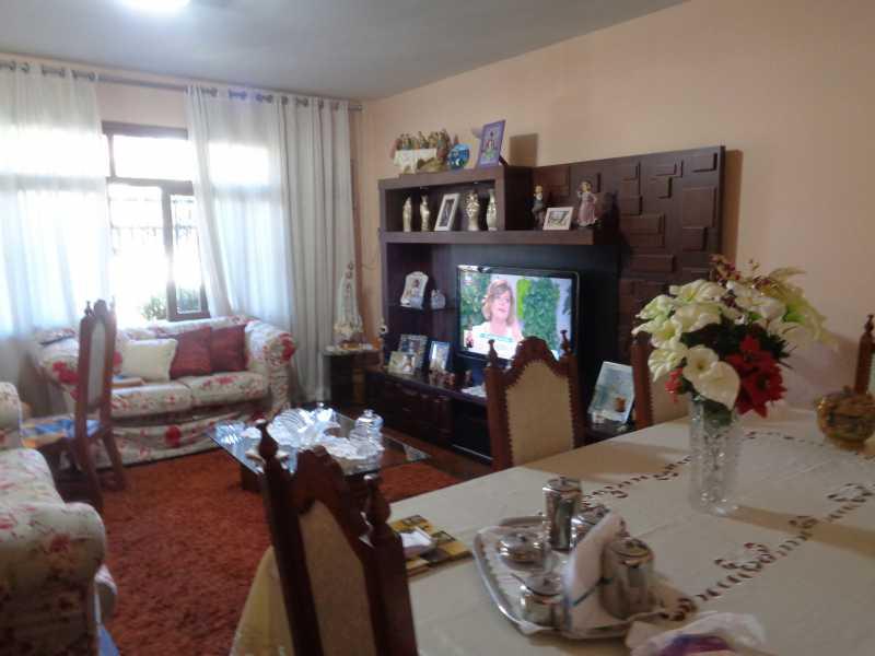 1 - Casa Méier,Rio de Janeiro,RJ À Venda,5 Quartos,347m² - MECA50005 - 1