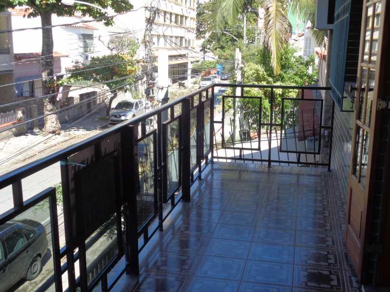 17 - Casa Méier,Rio de Janeiro,RJ À Venda,5 Quartos,347m² - MECA50005 - 15