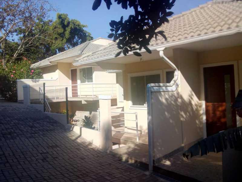 4 casas - Casa em Condomínio 3 quartos à venda Pechincha, Rio de Janeiro - R$ 680.000 - FRCN30154 - 3