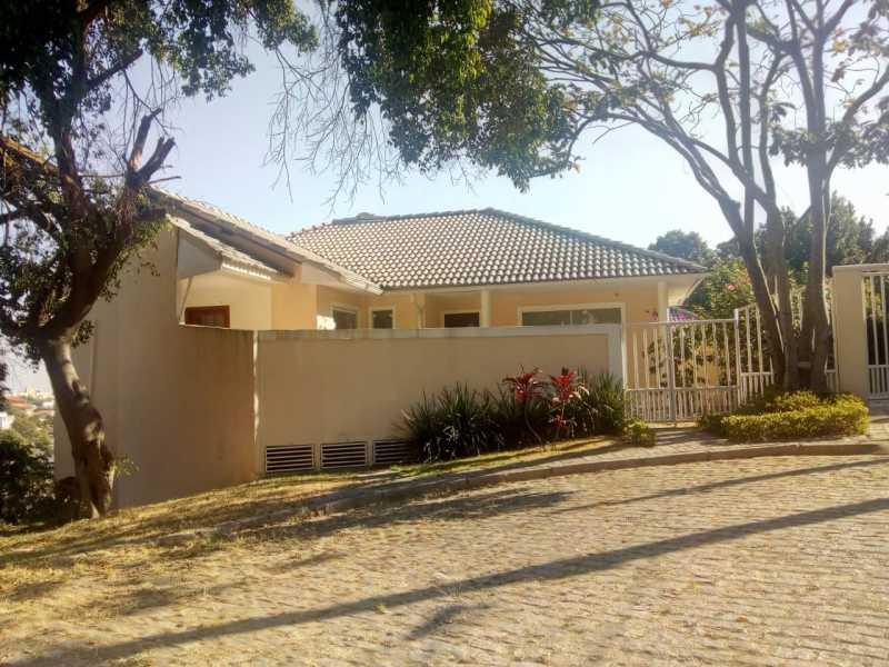 casa fachada - Casa em Condomínio 3 quartos à venda Pechincha, Rio de Janeiro - R$ 680.000 - FRCN30154 - 4