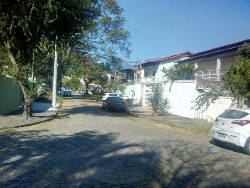 frente da rua - Casa em Condomínio 3 quartos à venda Pechincha, Rio de Janeiro - R$ 680.000 - FRCN30154 - 22