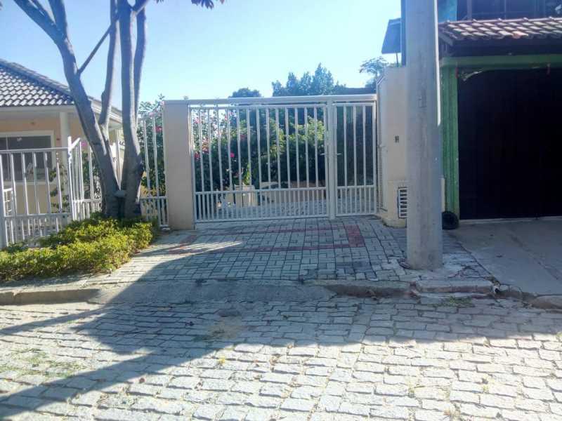 garagem - Casa em Condomínio 3 quartos à venda Pechincha, Rio de Janeiro - R$ 680.000 - FRCN30154 - 6