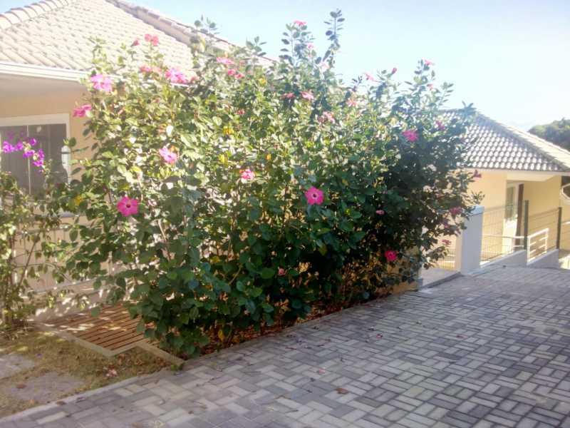 jardim - Casa em Condomínio 3 quartos à venda Pechincha, Rio de Janeiro - R$ 680.000 - FRCN30154 - 7