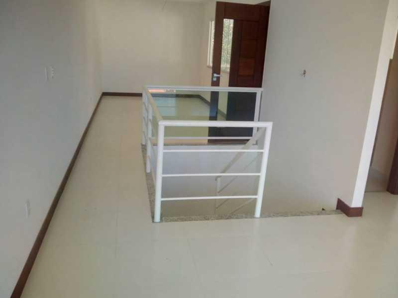 sala 2 ambientes - Casa em Condomínio 3 quartos à venda Pechincha, Rio de Janeiro - R$ 680.000 - FRCN30154 - 8