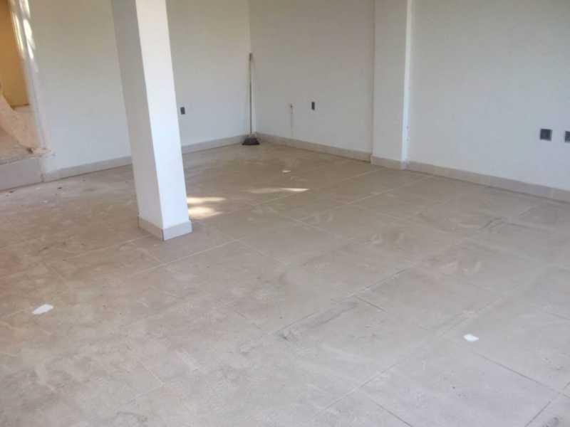 terraço casa  - Casa em Condomínio 3 quartos à venda Pechincha, Rio de Janeiro - R$ 680.000 - FRCN30154 - 20