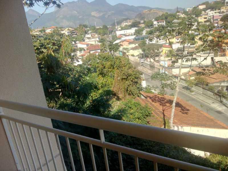 vista suite - Casa em Condomínio 3 quartos à venda Pechincha, Rio de Janeiro - R$ 680.000 - FRCN30154 - 16