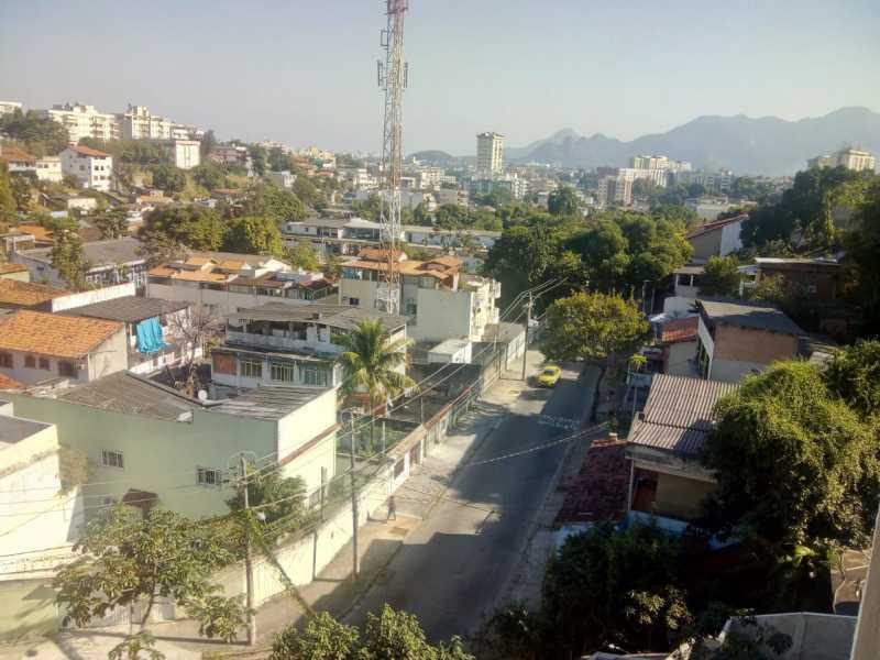 vista - Casa em Condomínio 3 quartos à venda Pechincha, Rio de Janeiro - R$ 680.000 - FRCN30154 - 21