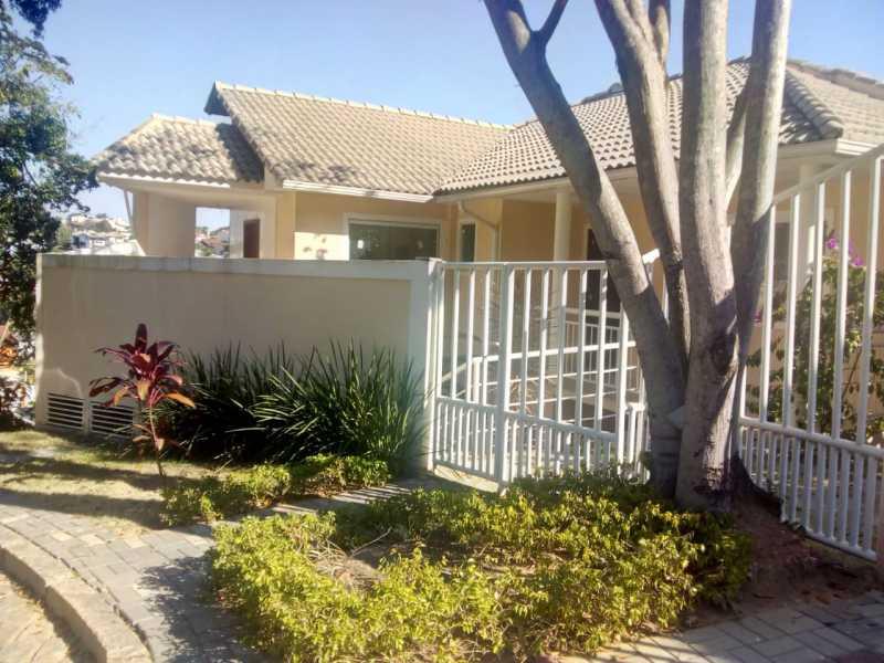 casa 1 - Casa em Condominio À Venda - Pechincha - Rio de Janeiro - RJ - FRCN30156 - 1